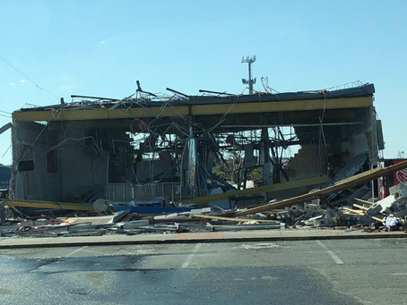 Environmental Cleanup and Recovery After Hurricane Michael Will Take Time and Patience