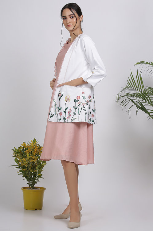 Poppy Petals Jacket