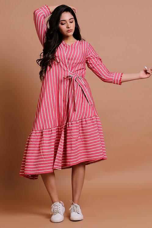 Lavanya Wrap Dress