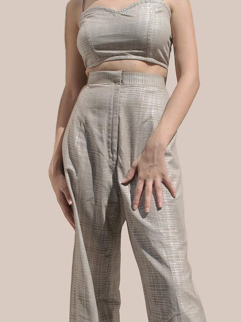 Ash Gray Pants