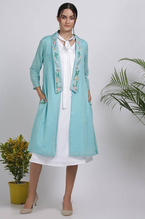 Love in a Mist Jacket Dress