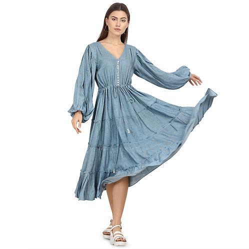 Gypsy Midi Dress