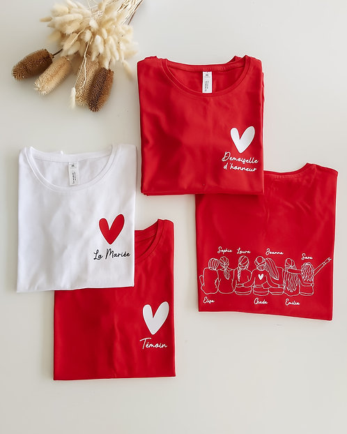 T-shirt événement