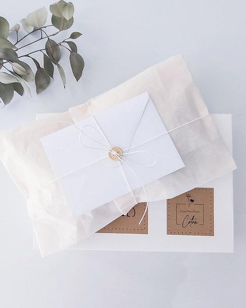 Box naissance personnalisée