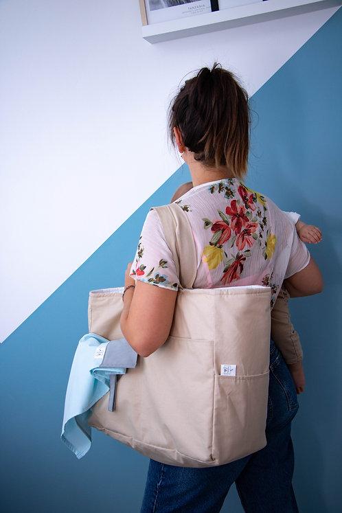 Poppy le sac à langer
