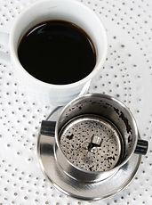 Trung Nguyen Vietnamese Koffie zetten Phin