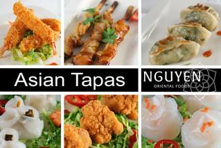 Asian Bites - Asian Tapas