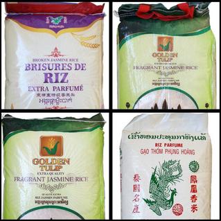 Nieuwe Oogst Rijst 2019