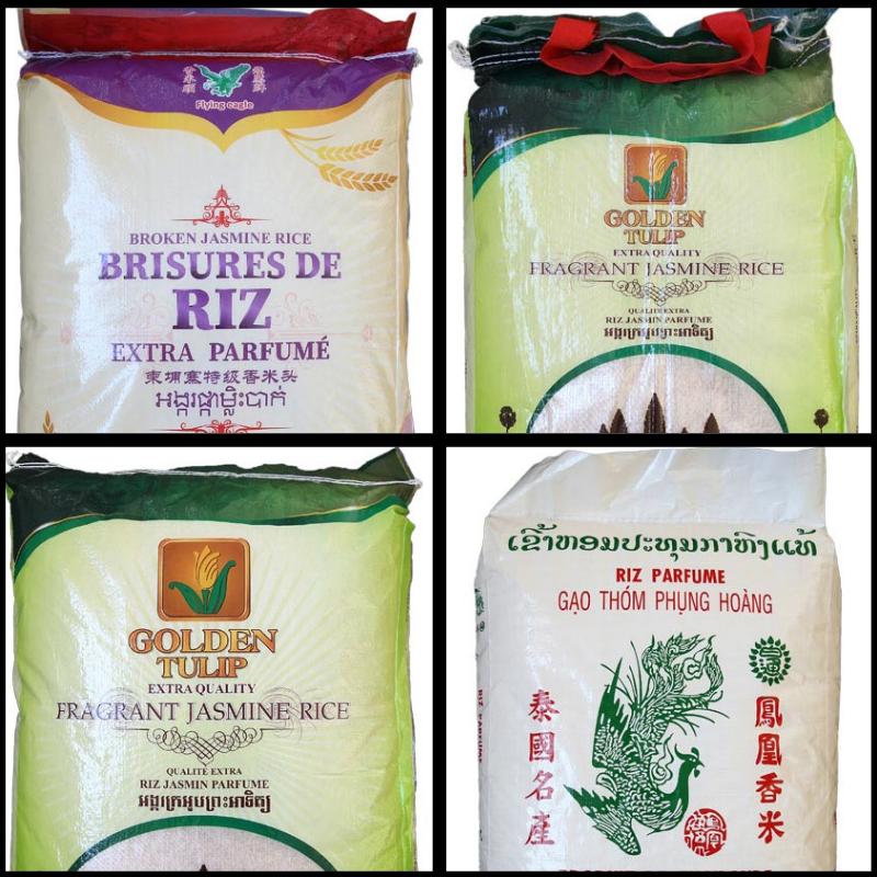 Rijst 2019 - Nieuwe Oogst