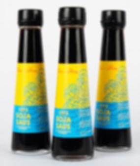 Flair for flavor natuurlijke, artisanale sojasauzen, witte sojasaus, ponzu sojasaus, raw sojasaus, 1573 sojasaus, bekroonde sojasaus, uit Japan