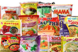 Uitgebreid assortiment Bamisoepen / Instant Noodles