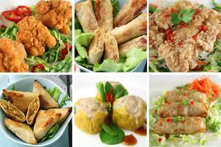 Halal Asian Tapas