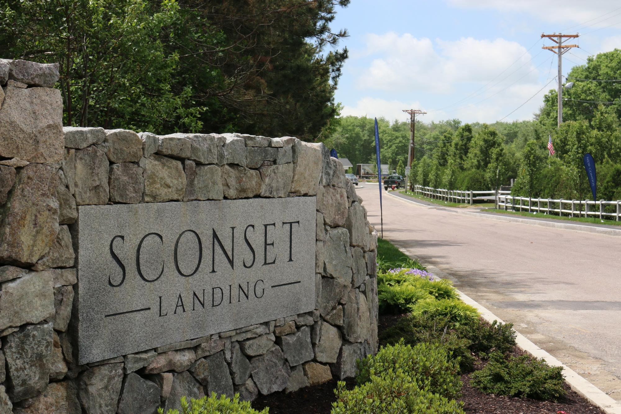 Sconset Landing Entrance