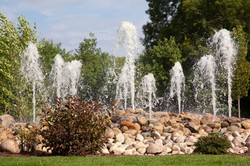 Sconset Landing Fountain
