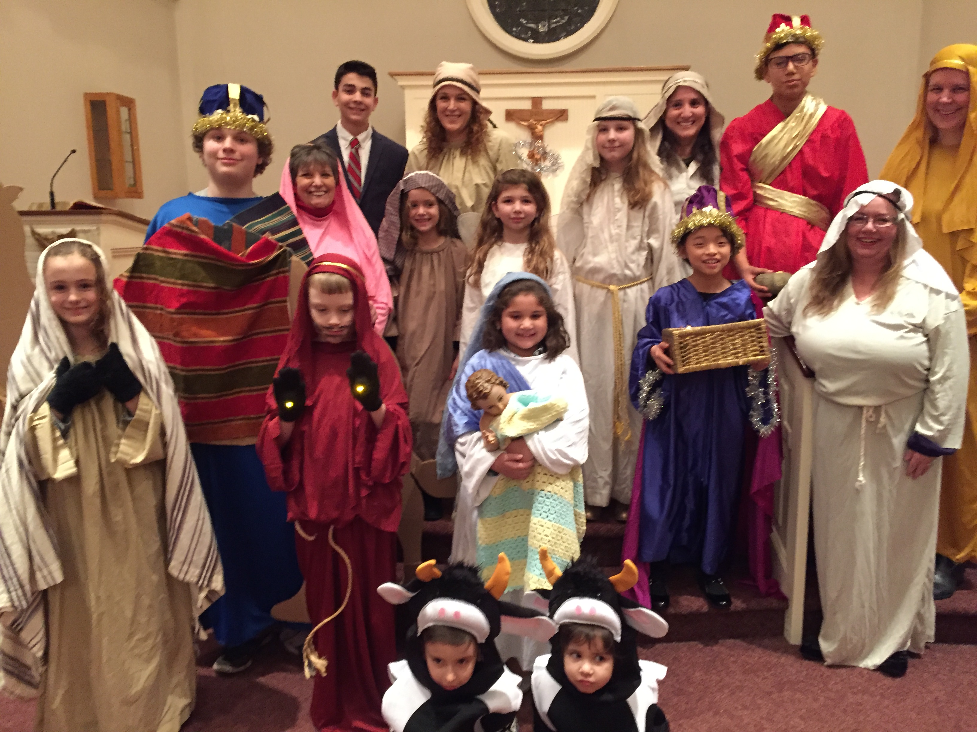 Family Pageant