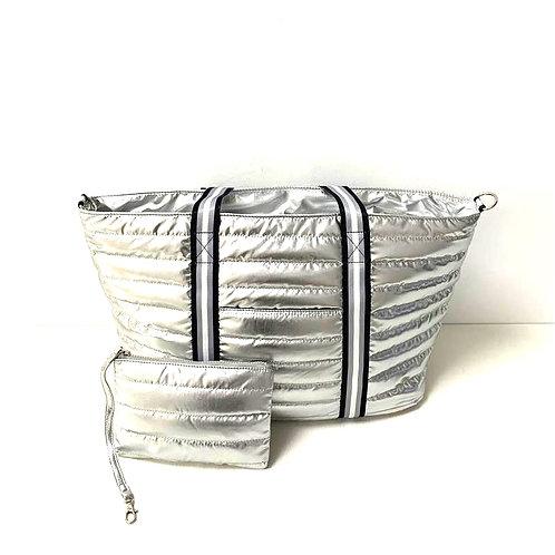 Puffer Tote Bags