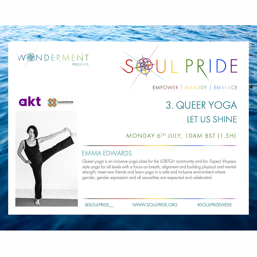 3. QUEER YOGA & THE CHAKRAS