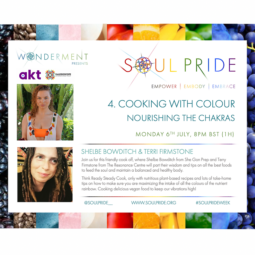 4. COOKING WITH COLOUR