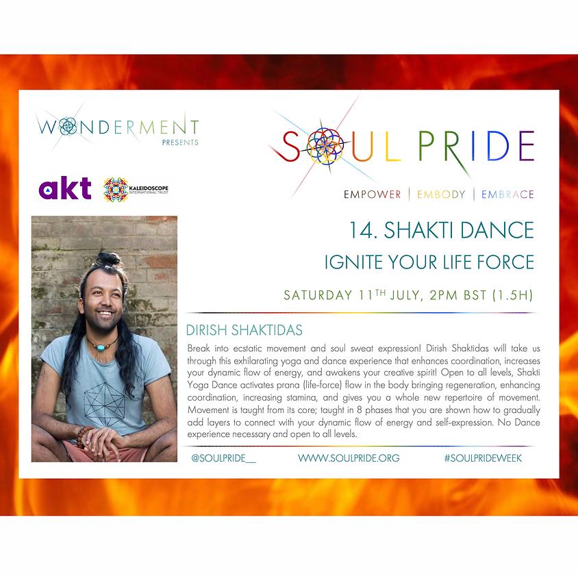 14. SHAKTI DANCE - IGNITE YOUR LIFE FORCE