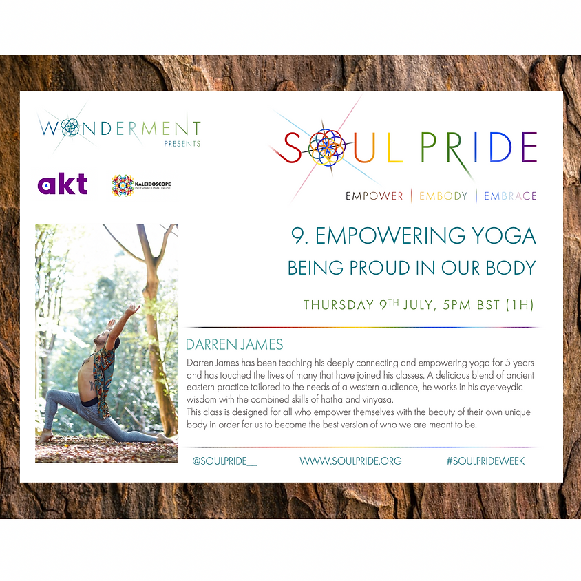 9. EMPOWERING YOGA - BEING PROUD IN OUR BODY