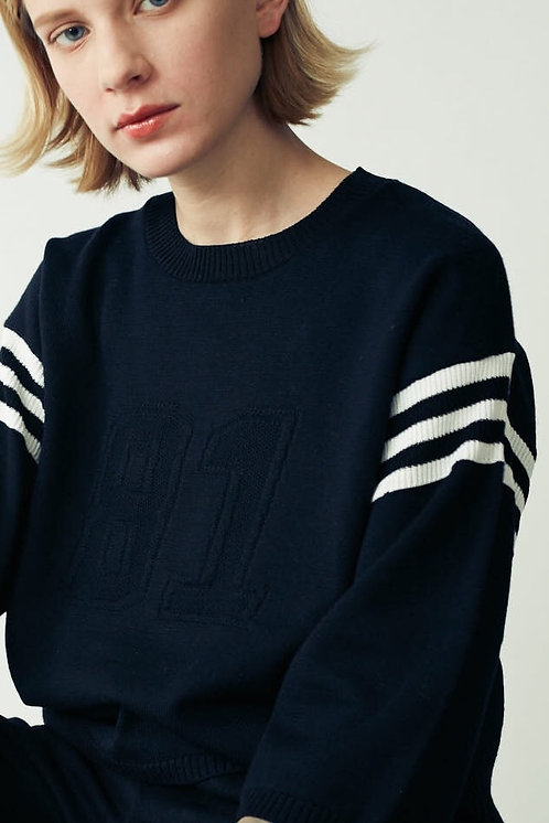 81 Knit Pullover -SALE-