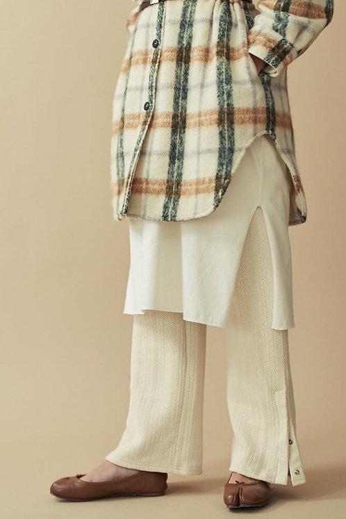 Jacquard Pants -SALE-