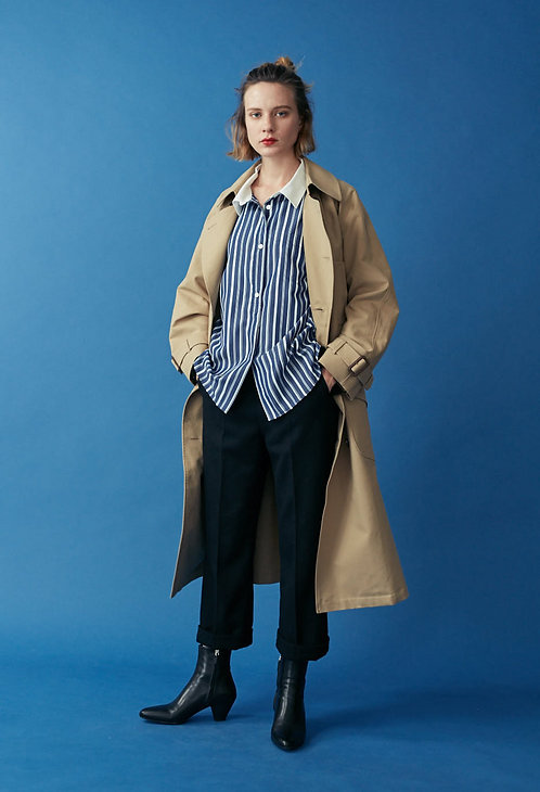 Trench Coat -FINAL SALE-