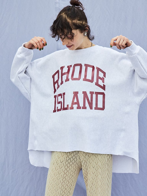 RHODE ISLAND  sweat