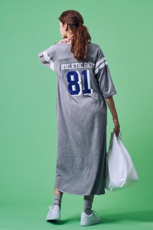 Footboll Tee One piece¥15,000+tax 【ALTUS】Pocket Tote¥10,000+tax
