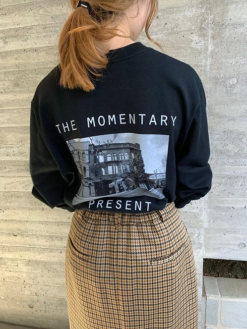 """MONOTONE photo""Long sleeve Tee"