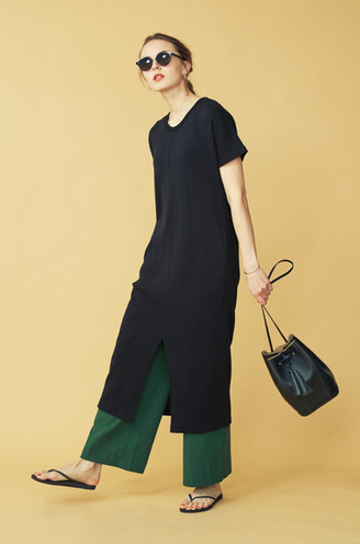 Waffle One Piece¥10,000+tax Relax Pants¥15,000+tax