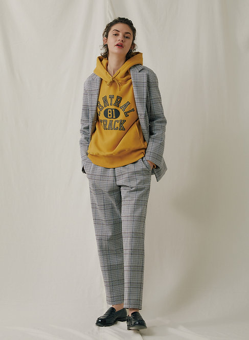 Original Check pattern jaquard Pants
