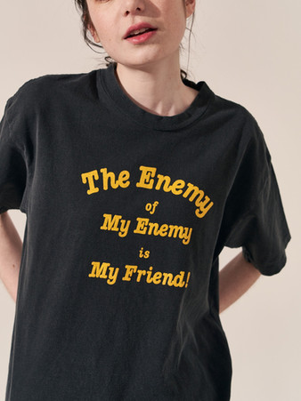 """Pigment """"Enemy"""" Tee."""