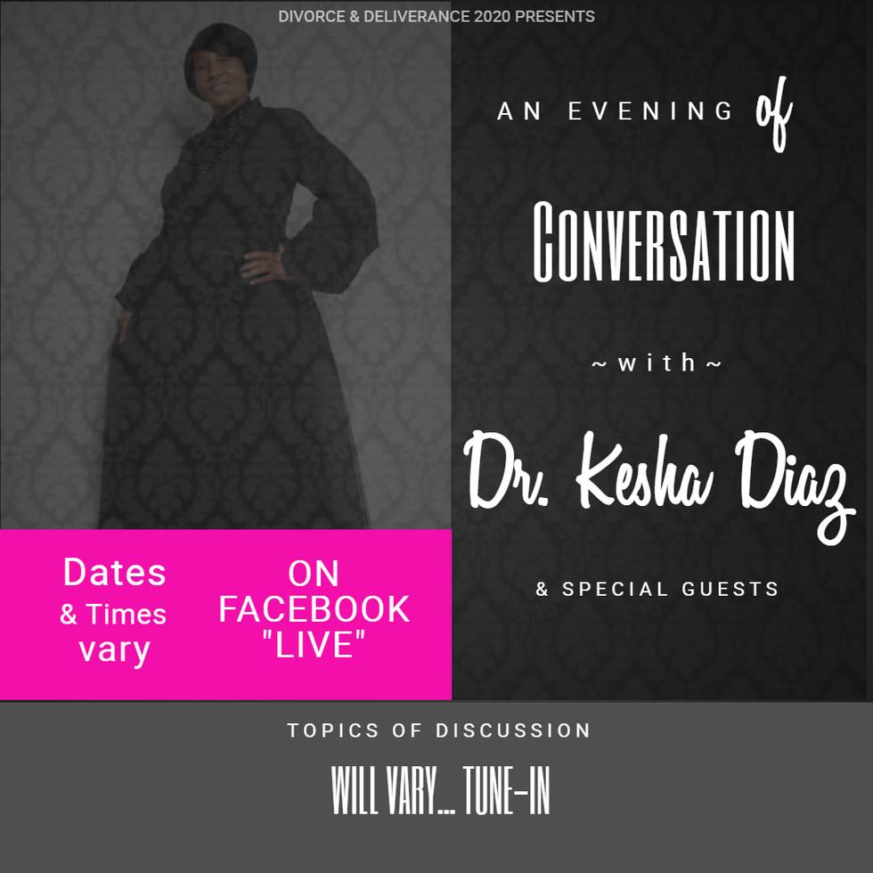 D  D Conference 2020 Facebook Live - Mad