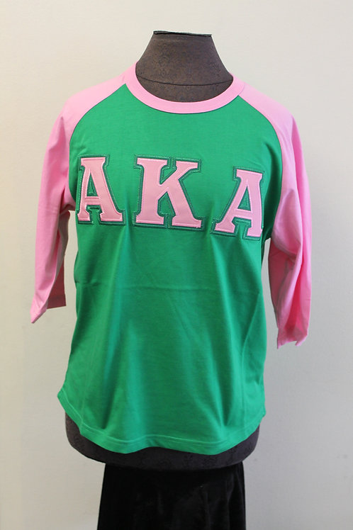AKA T-shirt (3/4 sleeve)