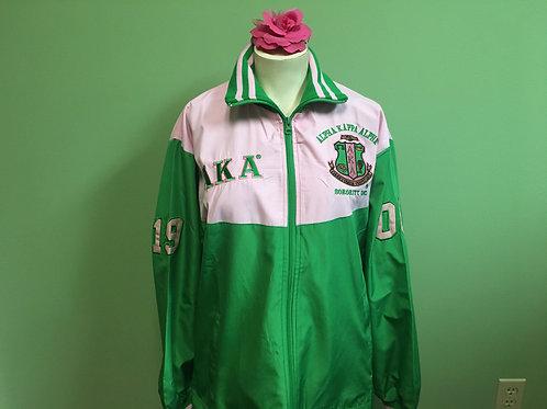 AKA Pink & Green Jacket