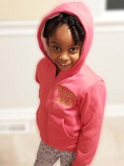 Youth Hot Pink Hoodie - Future AKA