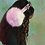 Thumbnail: White Earmuffs with Jewel Band