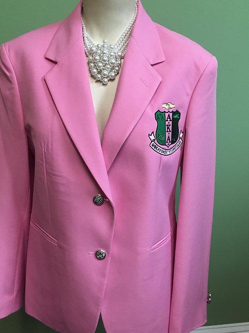 Pink AKA Chapter Blazer