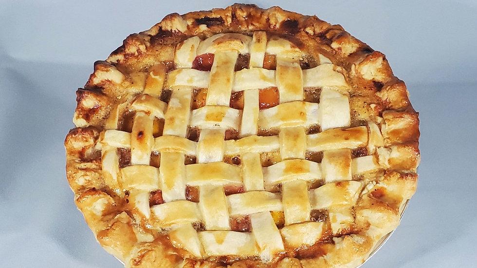 Apple Pie with Lattice Top