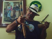 Mestre Pipoca fala sobre história da capoeira Kalabar e sua importância, na capoeiragem do Rio de Ja