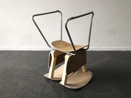Rocking School Chair