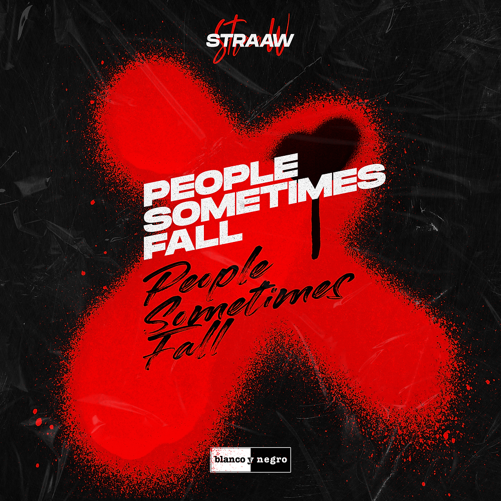 STRAAW - People Sometimes Fall | Music Republic Magazine