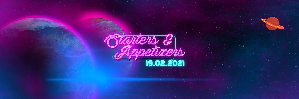 """FancyNormal's upcoming EP, """"Starters & Appetizers"""""""