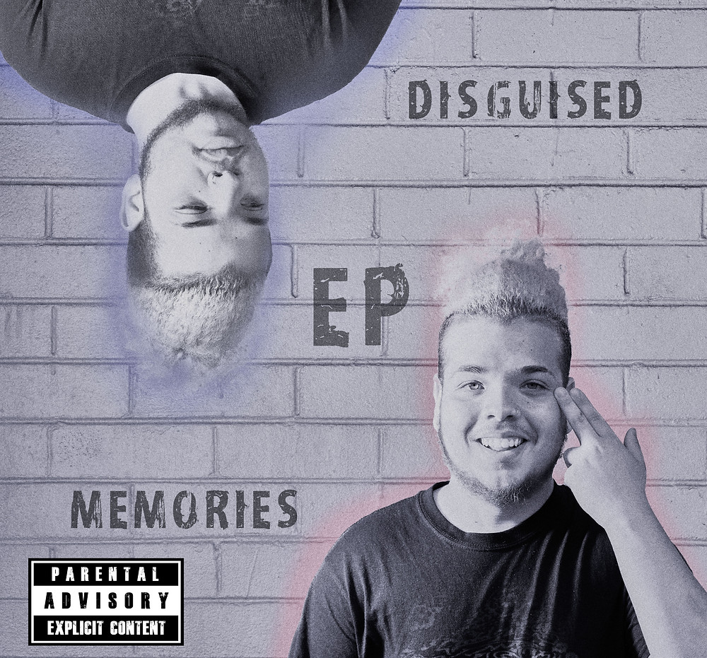 """Jaden Miguel's EP """"Disguised Memories"""""""