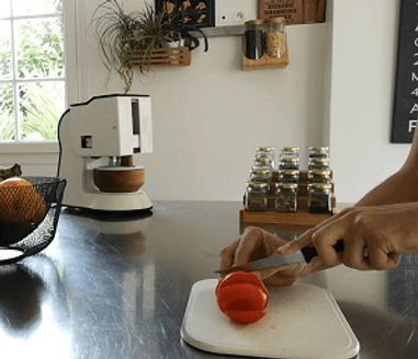 Spicero | Automatic mortar and pestle