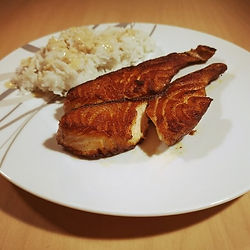 Soy Marinated Salmon