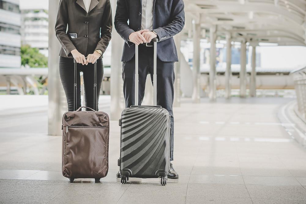 Conjoint d'expat' : Et si c'était l'homme qui suivait la femme ?
