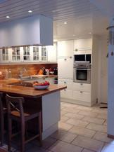 cuicine maison l'Estran à louer pour vacances à Pornichet