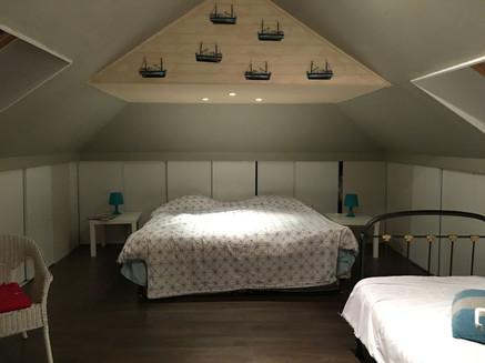 chambre villa à louer Pornichet en Loire Atlantique